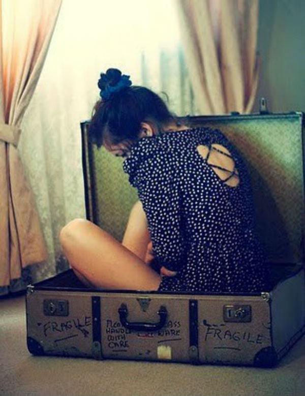 Nazalost zivot je mali kofer za sve stvari koje su nam drage Poseban krug pakla ili nedostaješ mi