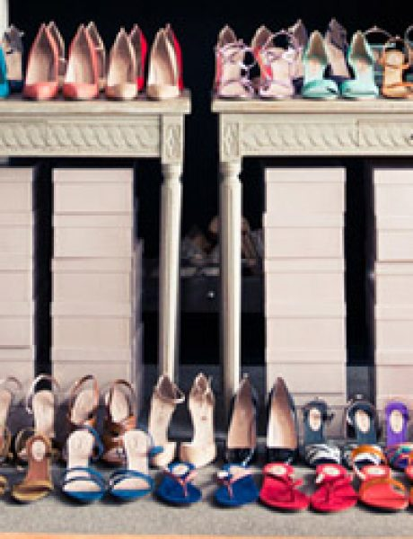 Kuća puna cipela