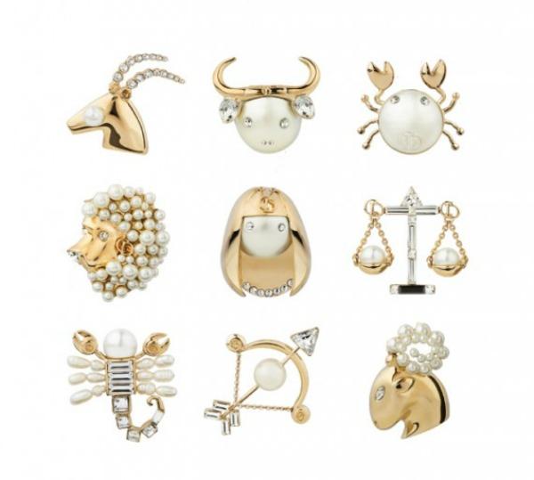 Ove ogrlice su i idealan rođendanski poklon Modni zalogaj: Horoskopska kolekcija ogrlica iz brenda Dior