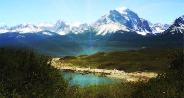 Pogled na planinu Sedam lokacija između mita i istine