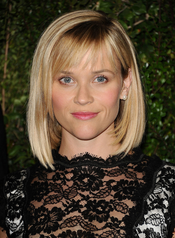 Reese Witherspoon1 Bob frizure poznatih