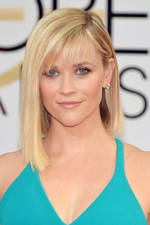 Reese Witherspoon glamour 12jan14 pa b 592x888 1 Beauty trendovi: Golden Globe 2014