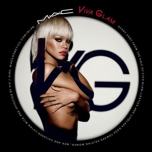 Rihanna Viva Glam za Mac Rihanna Viva Glam kolekcija za MAC
