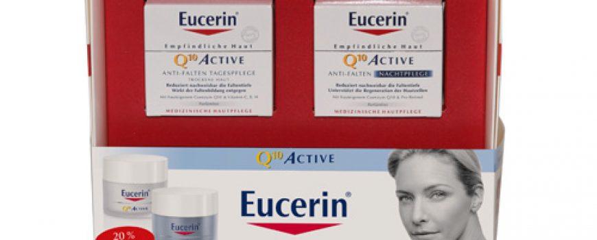 Eucerin® Q10: Rešenje protiv bora, čak i za veoma osetljivu kožu