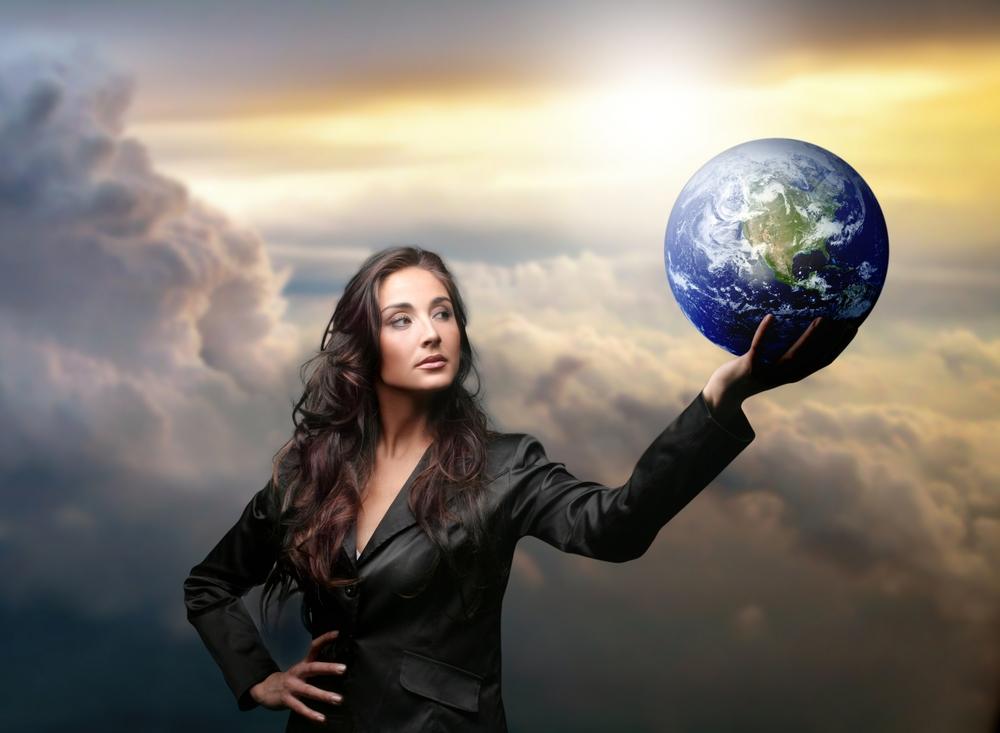 Strong empowered women Dominacija ženske energije