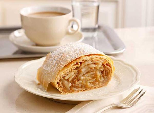 Strudla i soljica kafe Put oko sveta do deset najboljih dezerata