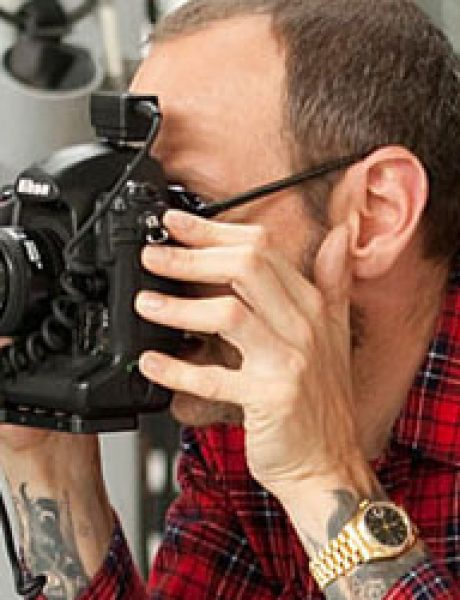 Terry Richardson fotografiše dizajnere