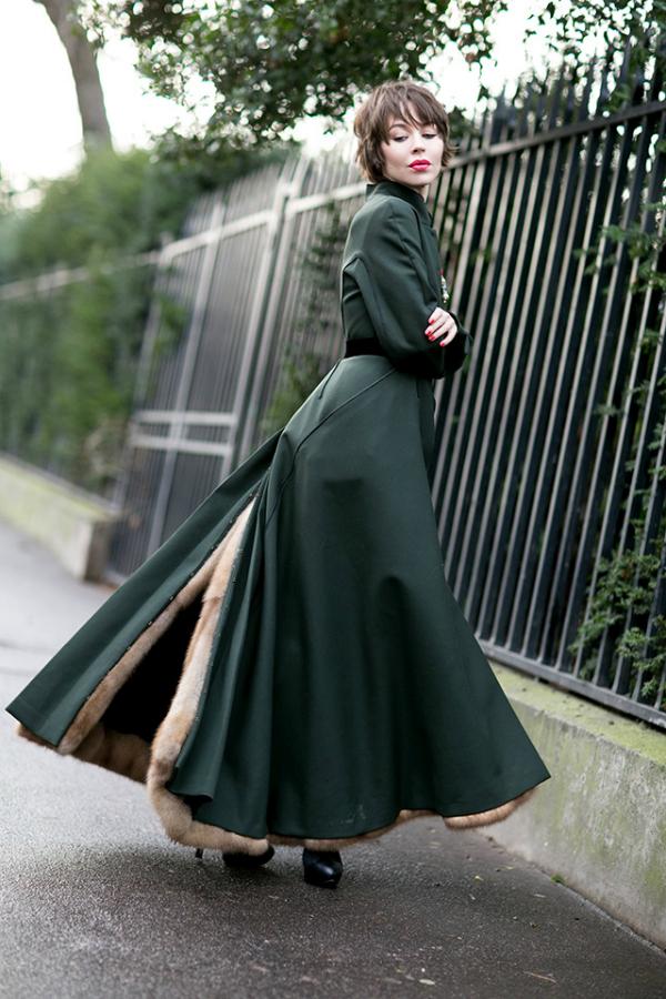 Uljana Paris Haute Couture Week: Moda van modnih pisti