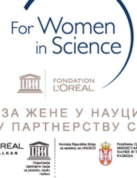 Šansa za mlade naučnice