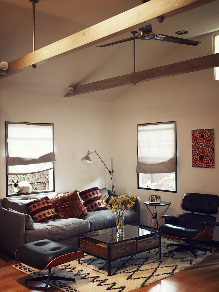 Vincent Kartheiser Dnevne sobe poznatih kao inspiracija