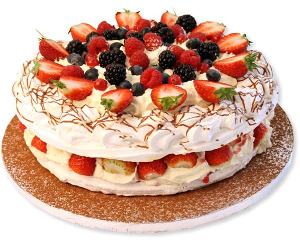 Vocna torta Put oko sveta do deset najboljih dezerata