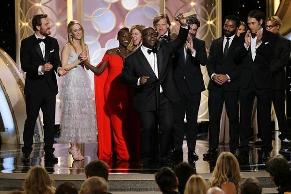 Zlatni globus 12 godina ropstva Dodeljene nagrade Zlatni globus: Generalna proba za Oskara