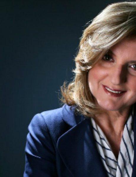 Arianna Huffington: Šta je potrebno za uspeh?