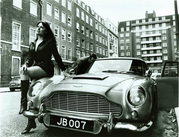 astonmartin2 Automobil James Bonda u prodaji