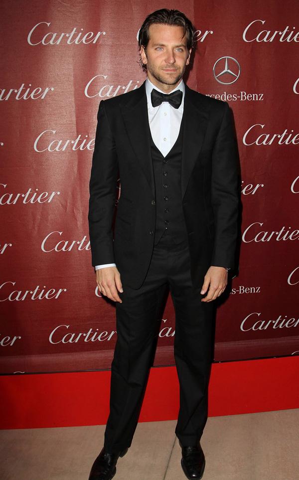 bradley cooper palm springs awards 2 Fashion Police: Elegancija na crvenom tepihu