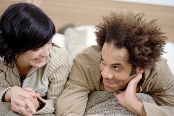 couple talking about feelings Pročitaj mi misli
