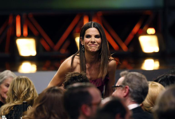 critics choice awardssandra bullock Critics Choice Movie Award 2014: Dobitnici nagrada