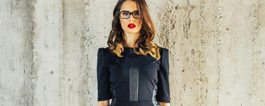 Modni predlog Wannabe Collection: Haljina za dame sa stavom
