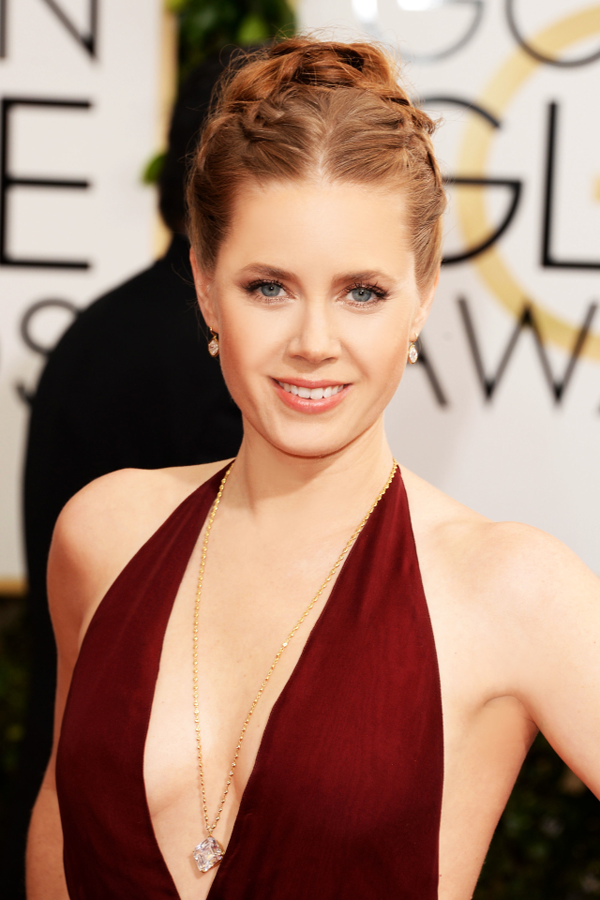 hbz gg amy adams sm Beauty Look: Amy Adams