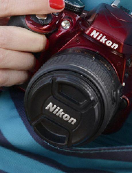 Zabeležite svu lepotu trenutka novim fotoaparatom Nikon D3300