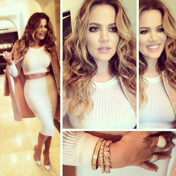 khloe a Khloé Kardashian: Sestra kao modna inspiracija