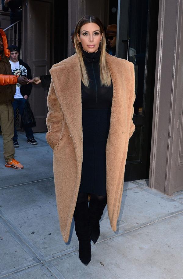 kim kardashian max mara teddy winter coat full length main 1445572658 Svi omiljeni kaputi Kim Kardashian