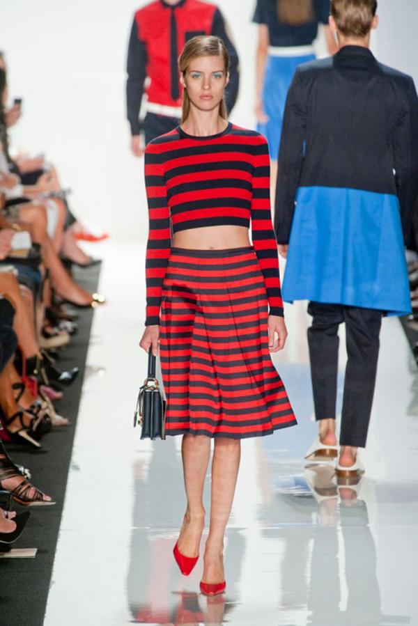 kors 38 Trendovi sa modnih pista koji su obeležili godinu za nama