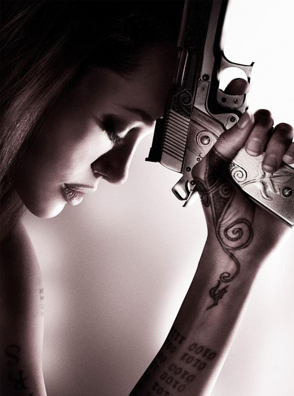 metak Osmeh koji je zagrizao metak