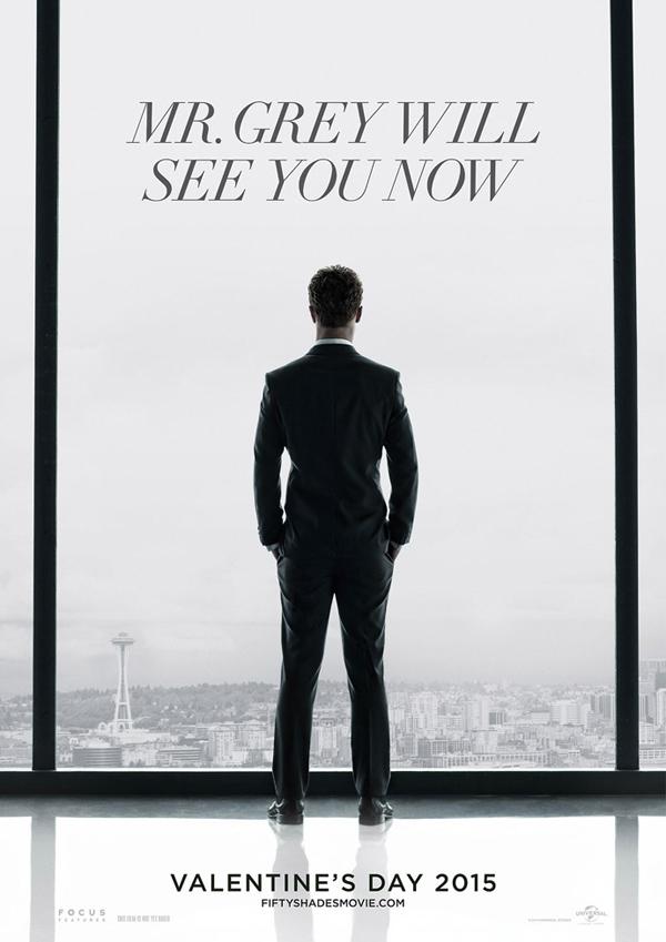 mrgrey1 Zvaničan poster za film 50 nijansi sive
