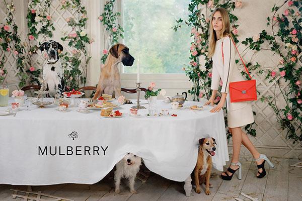 mulb5 Cara Delevingne u Mulberry fantaziji