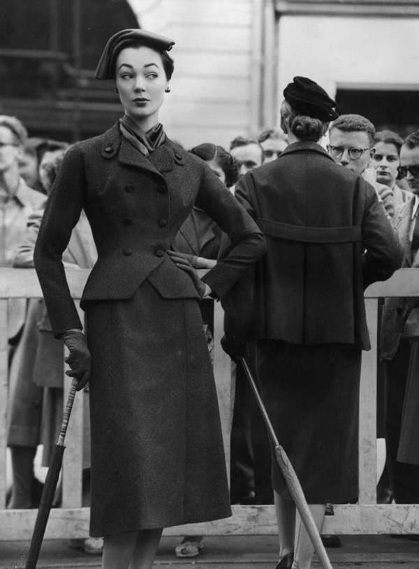 o SUIT 570 The Best Vintage Moments: Christian Dior