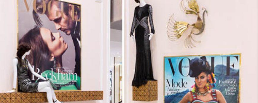 Dobro došli u Vogue pop-up café!