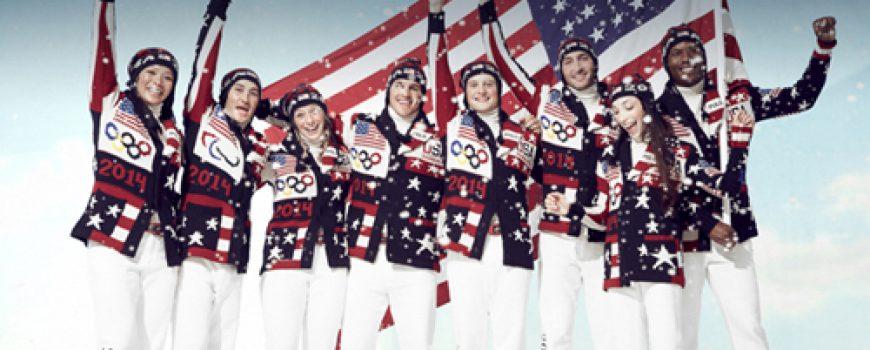 Ralph Lauren: Uniforme za Zimske olimpijske igre