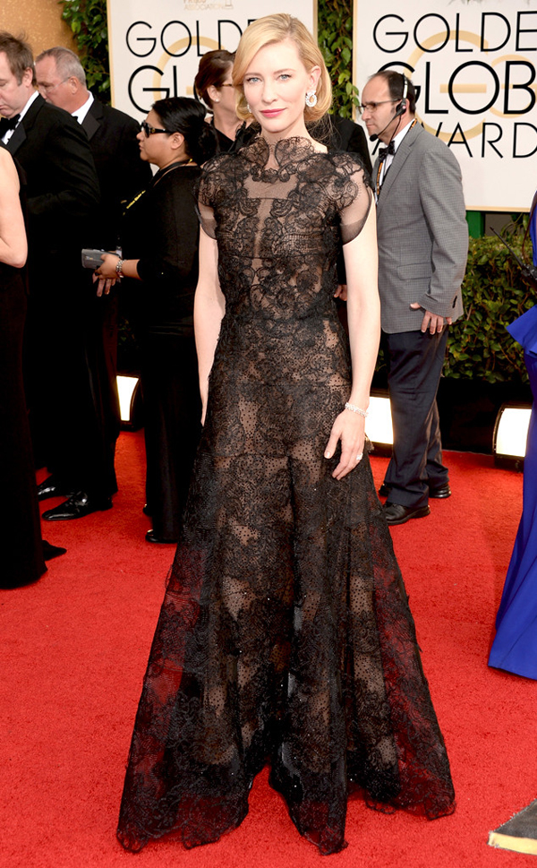 rs 634x1024 140112161323 634.Cate Blanchett Golden0Globes.jl .011214 Fashion Police: Golden Globes 2014