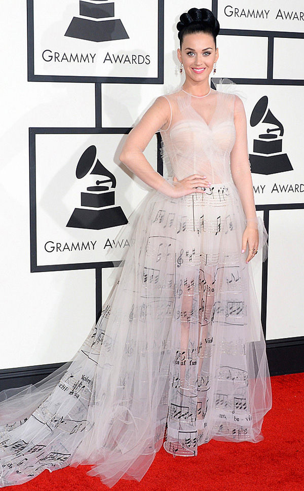 rs 634x1024 140126163821 634.katy perry grammys.ls .12614 Fashion Police: Grammy 2014