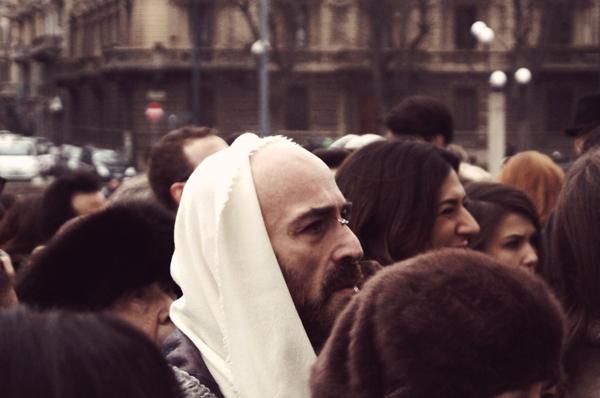 002 Street Style lekcija: Milanska nedelja mode