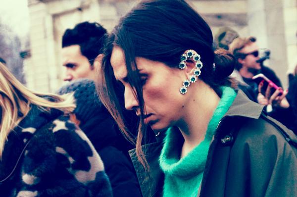 004Divni detalji Street Style lekcija: Milanska nedelja mode