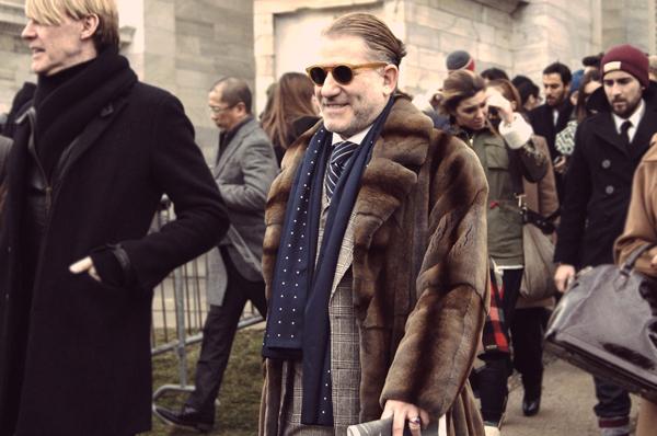 007 Street Style lekcija: Milanska nedelja mode