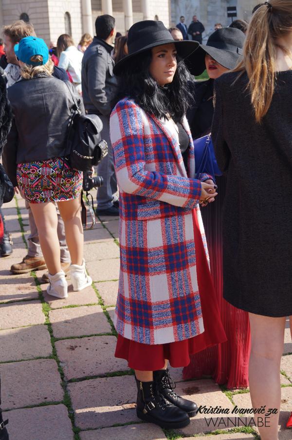 015 Street Style Milan Fashion Week: Svi ti kaputi