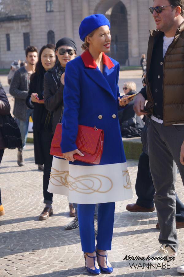 016 Street Style Milan Fashion Week: Svi ti kaputi