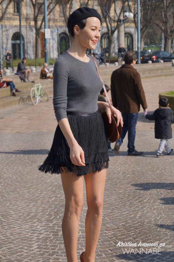 017 Street Style Milan Fashion Week: Svi ti kaputi