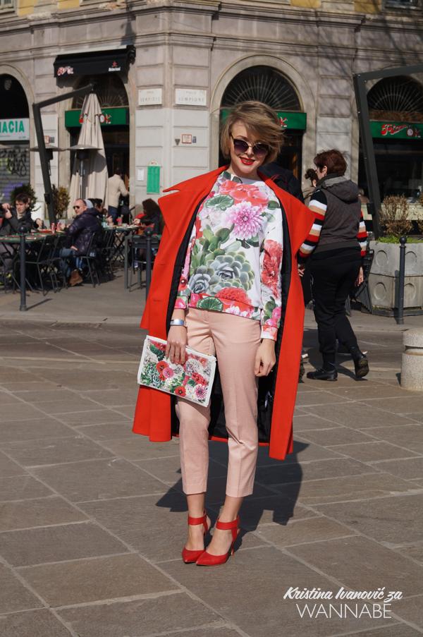 020 Street Style Milan Fashion Week: Svi ti kaputi