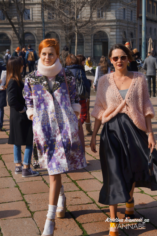 026 Street Style Milan Fashion Week: Svi ti kaputi