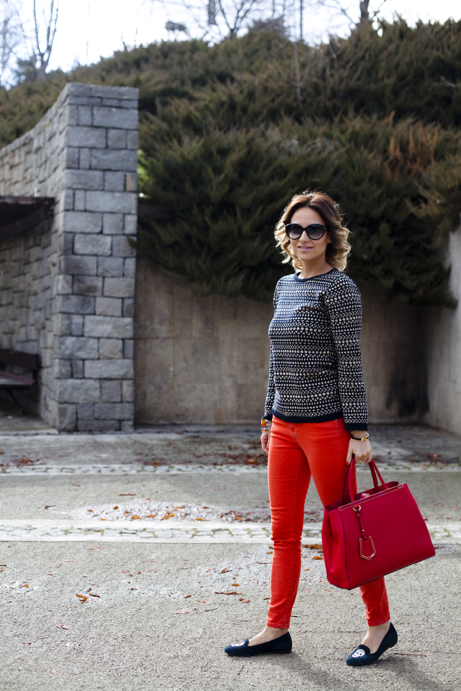 02 anaristic 023 Od A do Š: Ana Ristić, modna blogerka