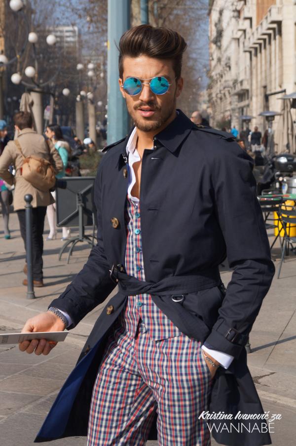 049 Street Style Milan Fashion Week: Svi ti kaputi