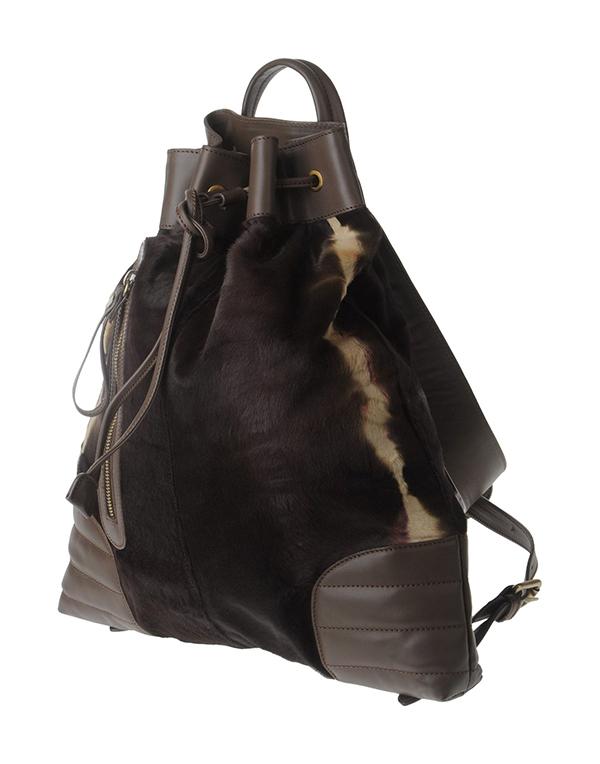 08 neil barrett ruksak Vrećasti ruksak za prolećne dane
