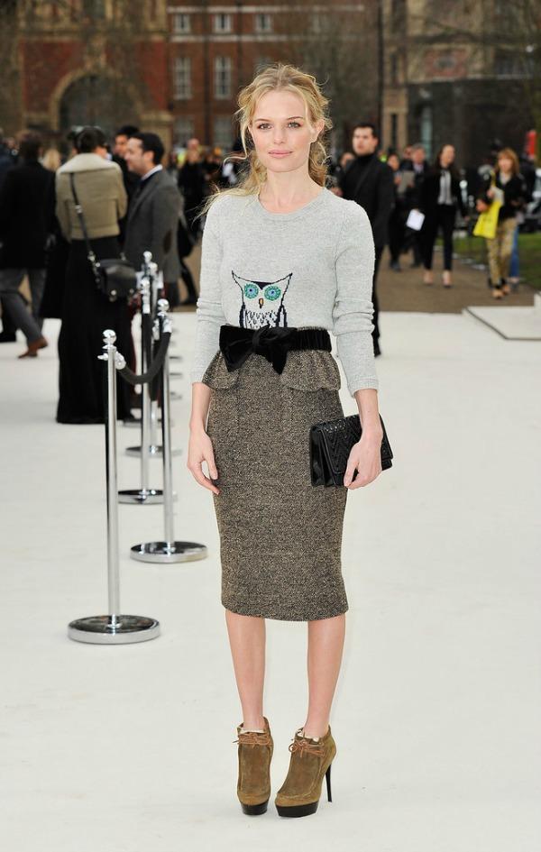3 Kate Bosworth Svi nose... Burberry