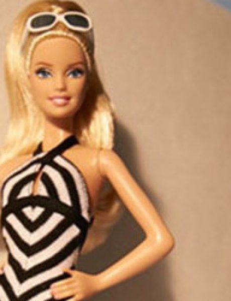 Za rođendansko izdanje Barbika na naslovnici