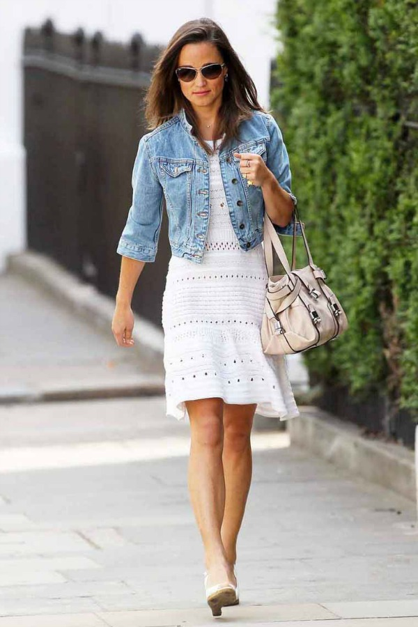 8 Pippa Middleton One to nose ovako: Teksas