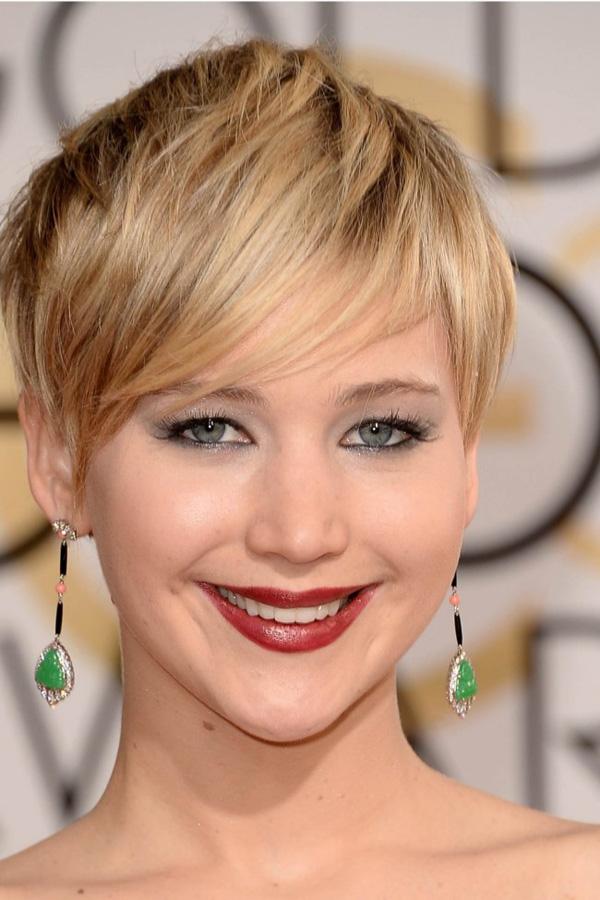 938975 1 l Idealne frizure: Srcoliki oblik lica
